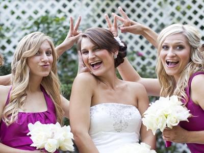 Jadi Bridesmaid, Contek Gaya Rambut Selebritis Ini!2
