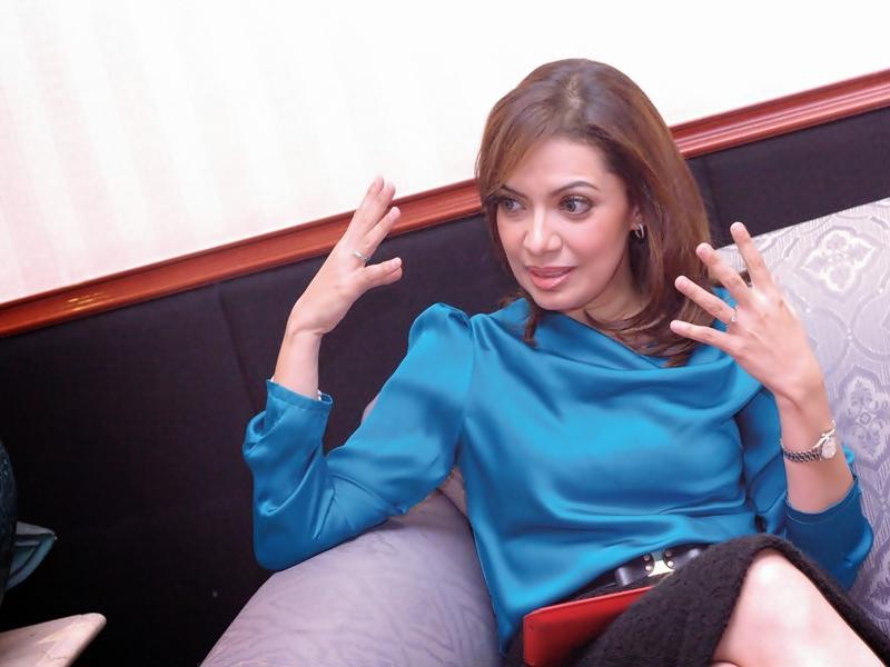 Keluar Dari Programnya, Najwa Shihab Tambah Cantik!