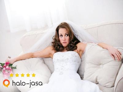 Resep antipanik menjelang pernikahan