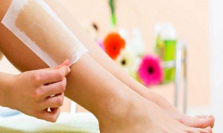 bahan alami untuk merontokkan rambut kaki