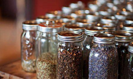 cara menyimpan herbal kering agar tidak rusak