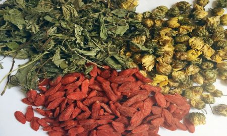 herbal yang akan membuat mata lebih cerah