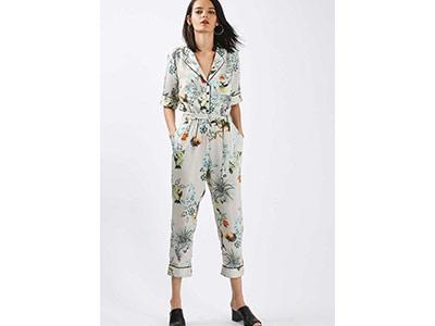 "Tren Busana ""Pajama Style"""