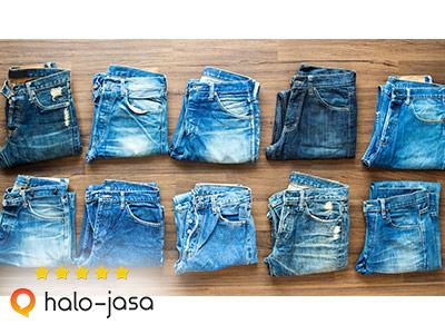 kenali bentuk tubuh dan pilih jeans yang tepat