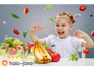 makanan sumber nutrisi kecerdasan anak