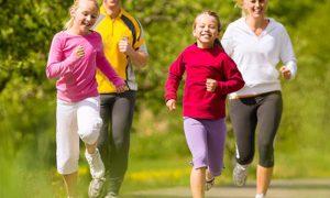 Tips Mengenalkan Anak Pada Olah Raga Sejak Dini