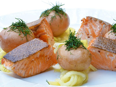 salmon-grill
