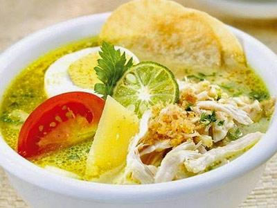 Kangen Sarapan Makanan Indonesia? Yuk, Intip Daftar Menunya