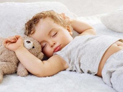 Trik Agar Anak Nyenyak Tidur Di Malam Hari