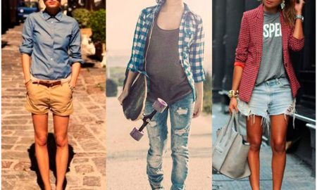 Inspirasi gaya tomboy stylish dan keren