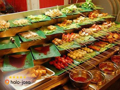 wajib icip kuliner di Penang