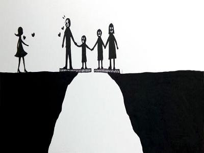 cara mendidik anak laki-laki korban perceraian.