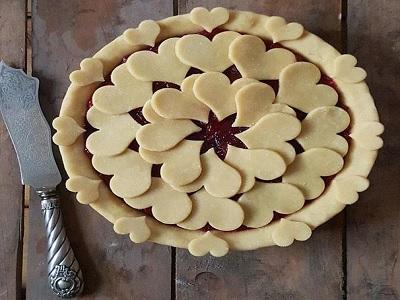 tidak ada alasan takut makan pie apel