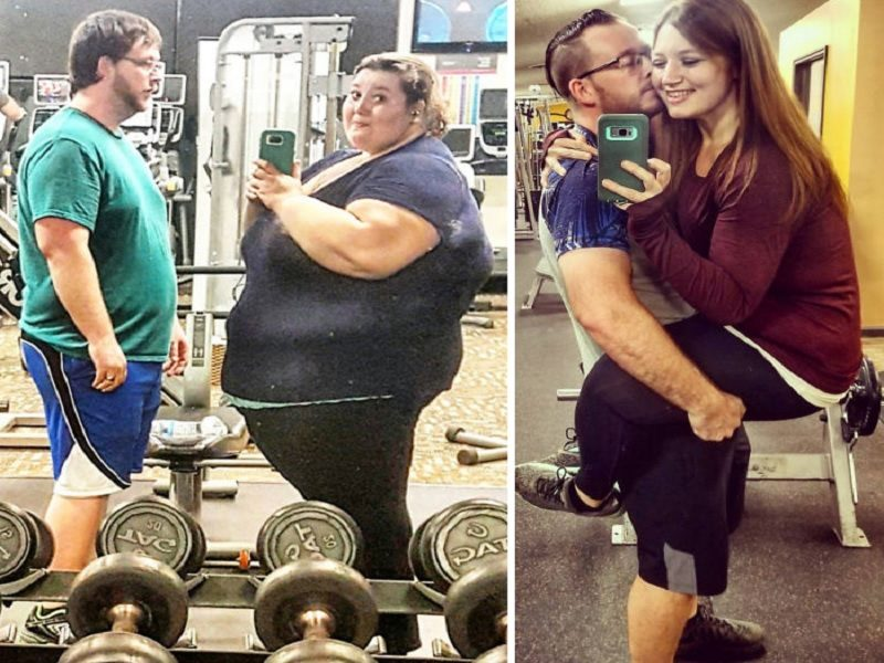 menjadi langsing, sehat dan bahagia secara alami