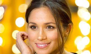 Cara Meghan Markle merawat wajah
