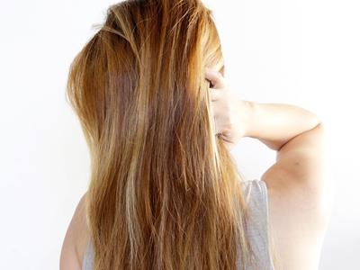 Perawatan rambut hair gloss treatment4