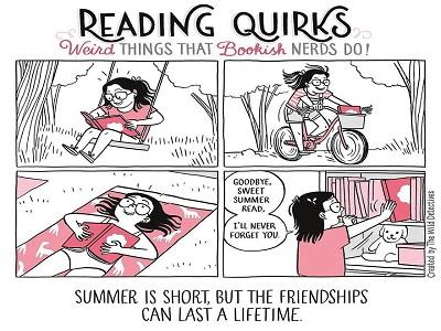 mengapa membaca menjadi gaya hidup pilihan